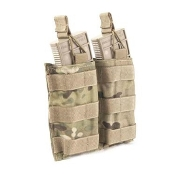 Tactical Assault Gear MOLLE Double Shingle Mag Pouch-Multicam