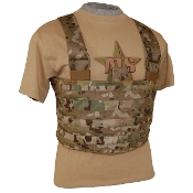 ATS Tactical Slick Front Chest Harness