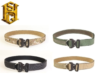 "HSGI Cobra 1.75"" IDR Rigger's Belt (With Velcro)"