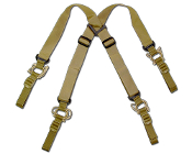 HSGI High Speed Low Drag Suspenders