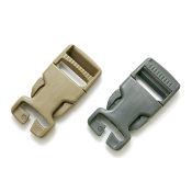 "ITW 1"" Split Bar Repair Buckle-Pack of 2"
